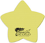 25 Sheet 3 x 3 Star Sticky Notes